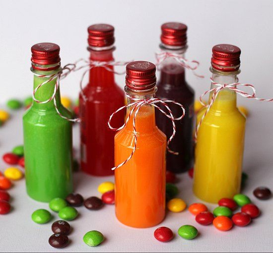 Signature Drink – Skittles Vodka
