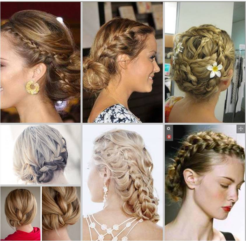 Wedding Hairstyles: The Braided Beauty