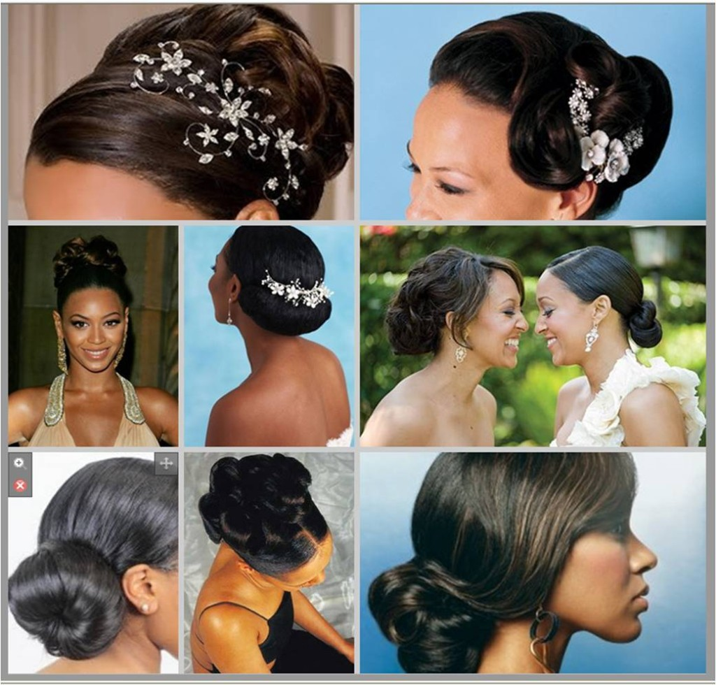 Wedding Hairstyles: Up Do's, Buns and Chignon's Done Right