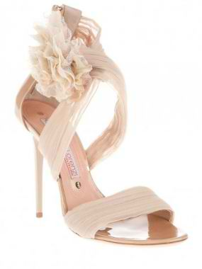 Gianmarco Lorenzi Tulle Sandal – The Coordinated Crush