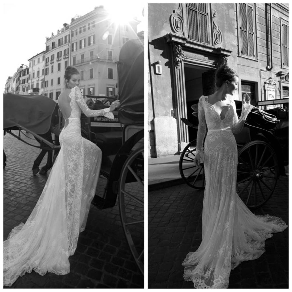 Inbal Dror 2012 Bridal Collection