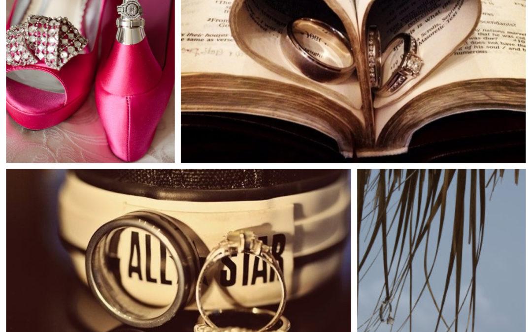 Creative Ways to Photograph Wedding Rings
