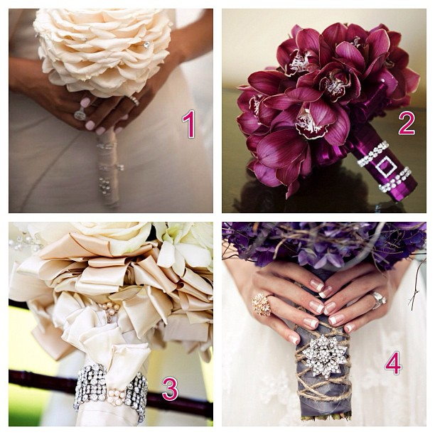 Bouquet Wraps