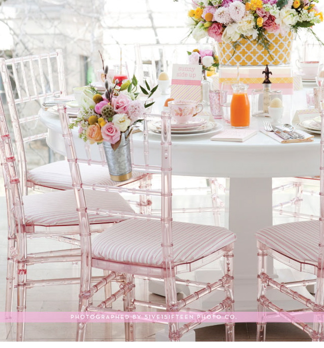 Blush Pink Chiavari Chairs – The Coordinated Crush