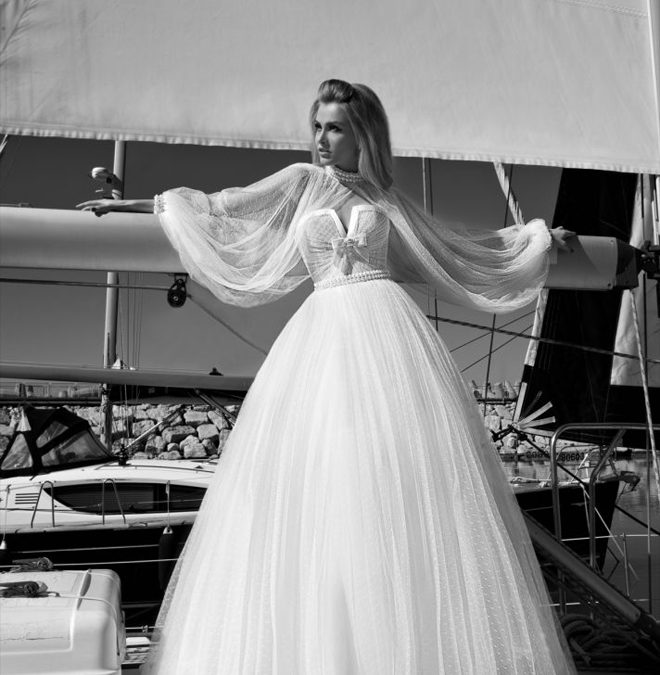 Galia Lahav 2013 Bridal Collection – The St.Tropez Cruise