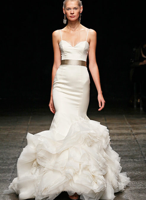 Lazaro Wedding Dresses Spring 2013