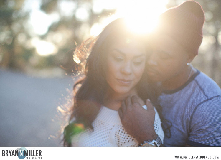 Griffith Observatory Engagement Shoot – Nicole & Marcus, Bryan N. Miller Photography