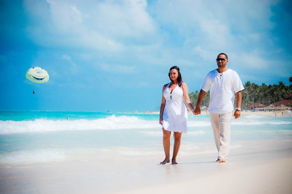 Dominican Republic Engagement Shoot – Zahira and Damian