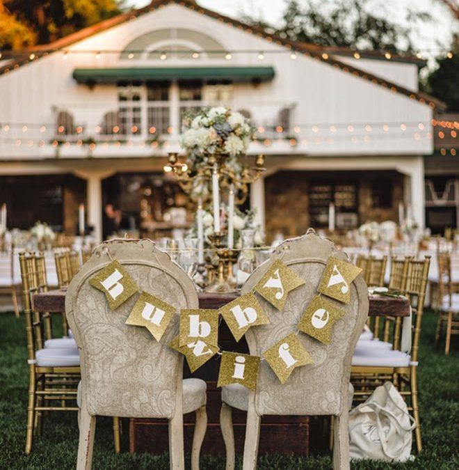 Vintage Glam Ivory and Gold Wedding, Mora Photography