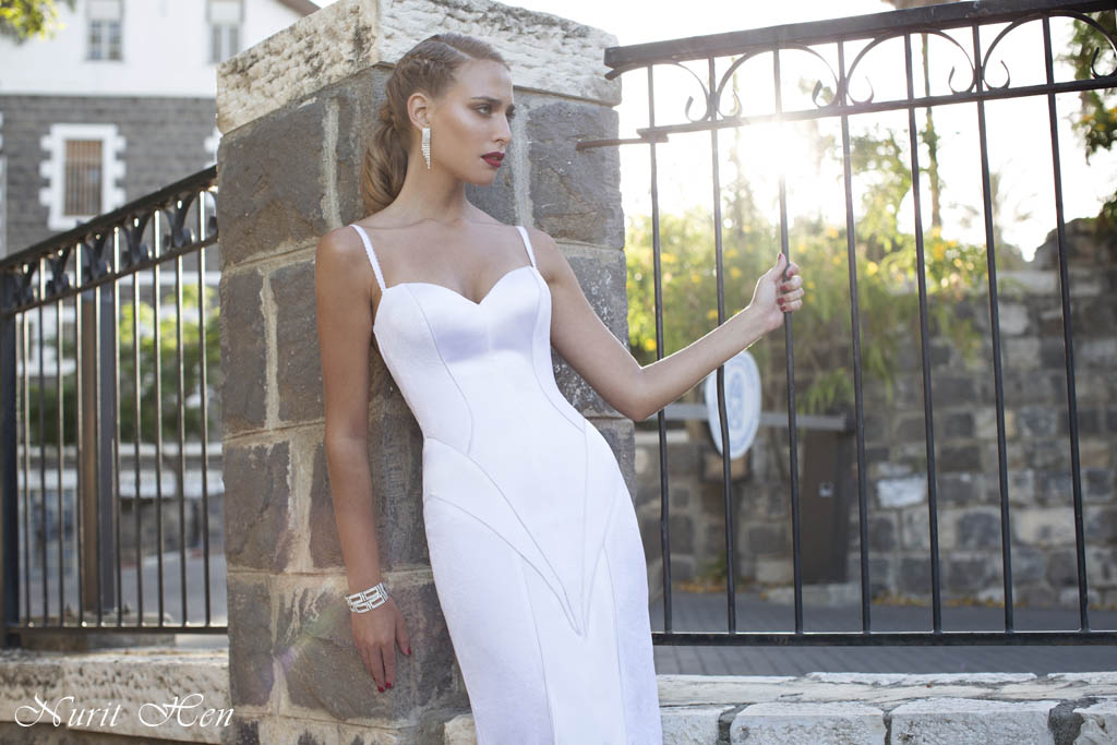 Nurit Hen Summer Wedding Dresses, 2014 Collection | The Coordinated ...