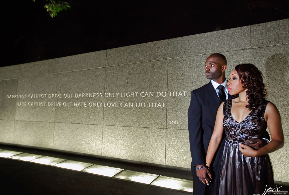 Fort Washington Park Engagement Session – Angelisse & Marcus, JPIX Photography