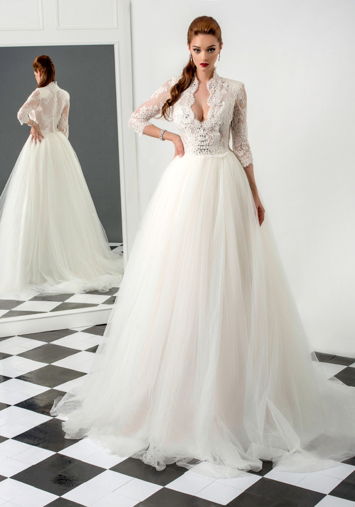 REBECCA+wedding+dress+---Bien-Savvy---2015---bridal---collection-2