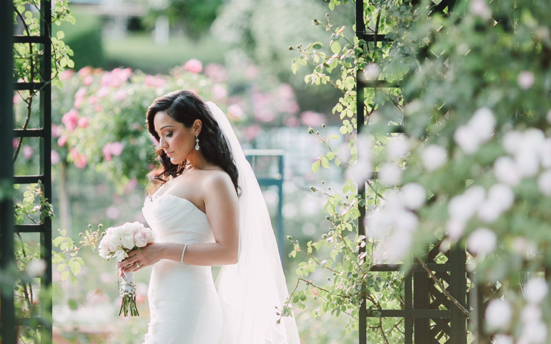 Blush and Ivory Wedding Inspiration – Raquel & Rick Dreamlife Wedding Photos and Video