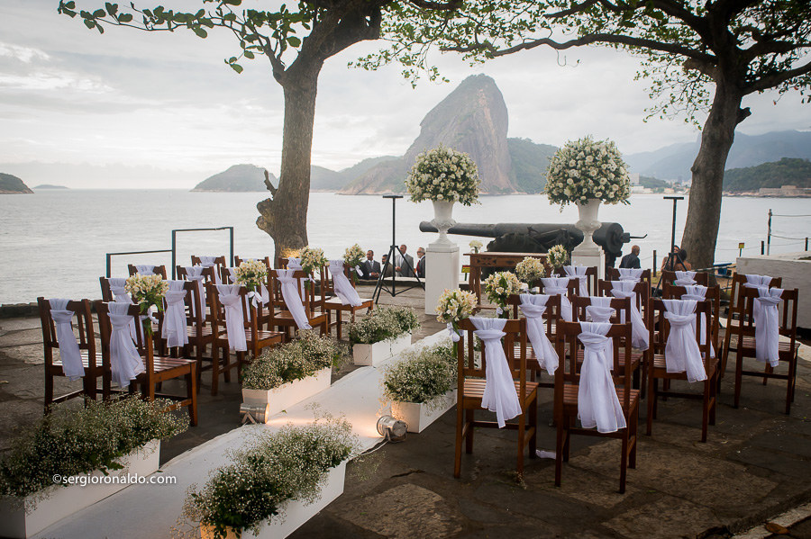 Waterfront Wedding in Brazil – Priscilla & Richard / Brazil / Sergio Ronaldo Photography