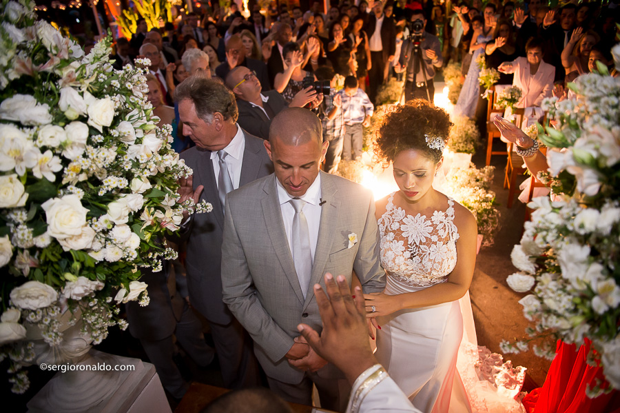 Waterfront Wedding in Brazil – Priscilla & Richard, Sergio Ronaldo Photography