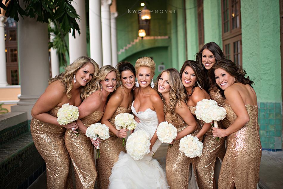 Ivory and Gold Wedding Inspiration – Ashlei & Joseph, Kristen Weaver Photography