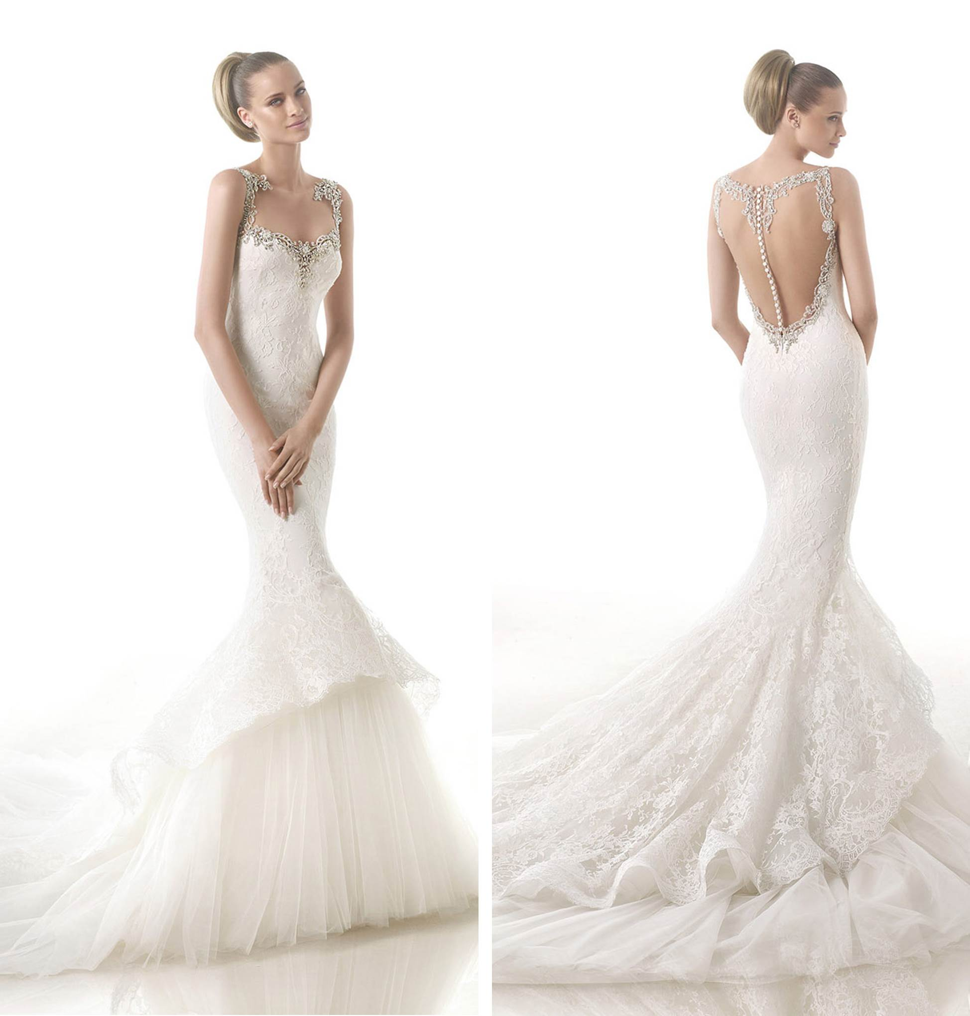 Bride Gowns 2015: Pronovias 2015 Haute Couture Bridal Collection