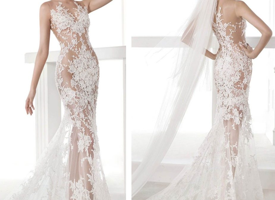 Pronovias 2015 Haute Couture Bridal Collection