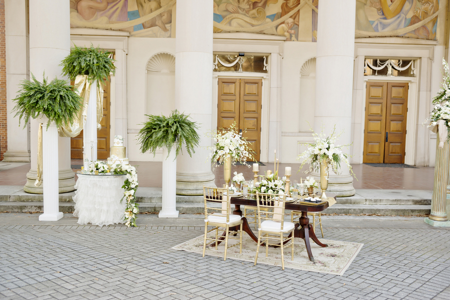 Bow Down to a Goddess: A Grecian Wedding Inspiration Shoot, Andie Freeman Photography