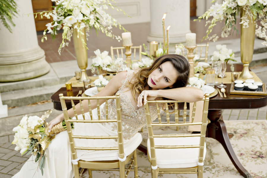A Grecian Wedding Inspiration Shoot, Andie Freeman Photography