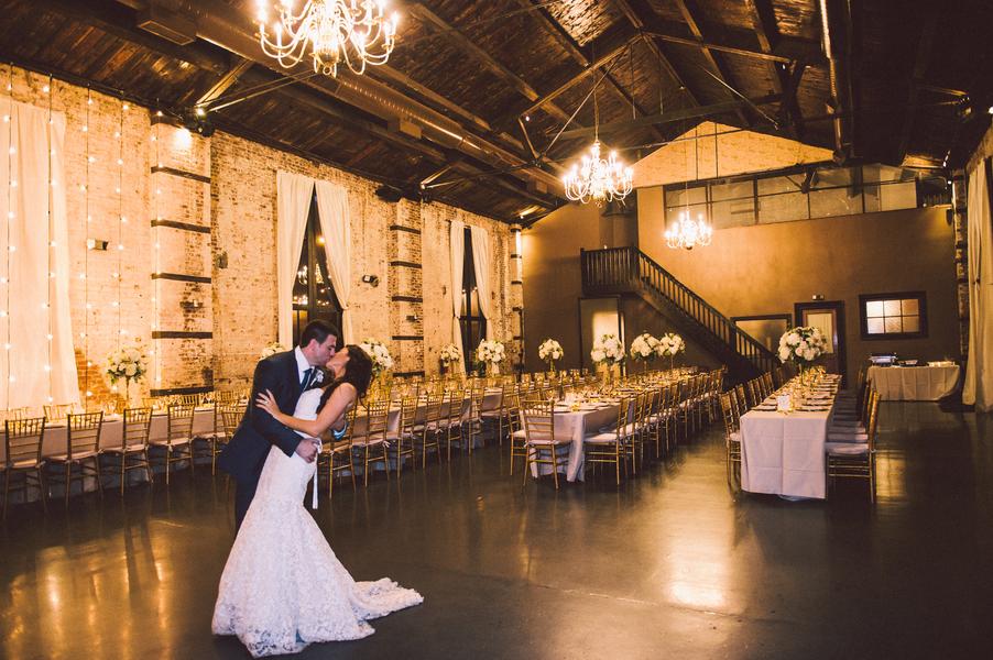 A New York Speakeasy Wedding at The Green Building, Zorz Studios