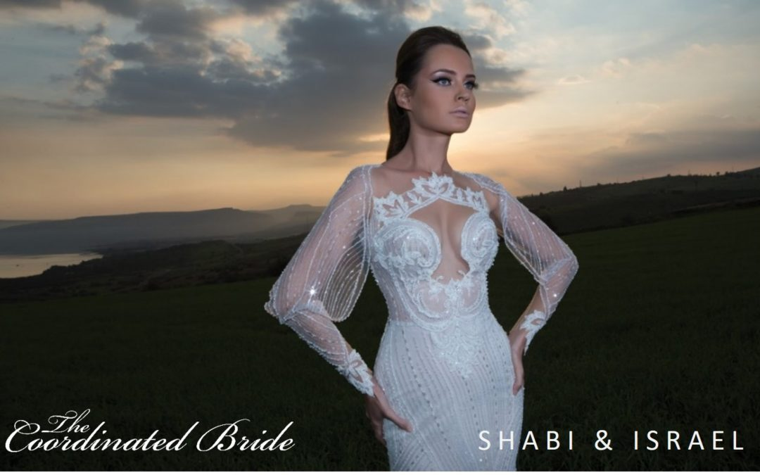 Shabi & Israel Haute Couture Wedding Dresses 2015