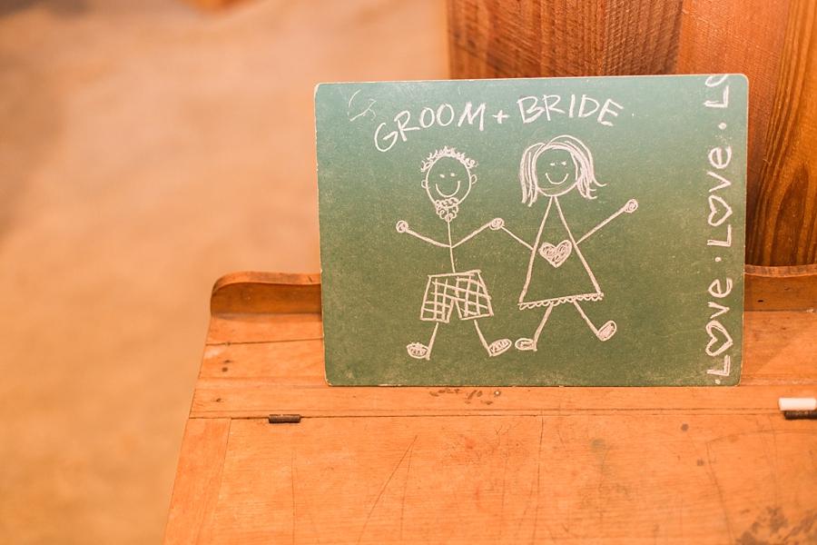 An Oklahoma Wedding Fit for a Teacher