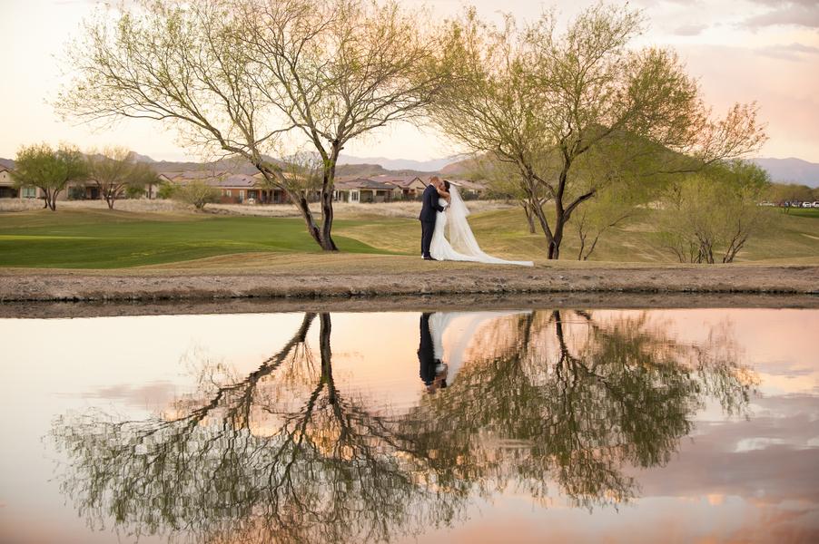 Golf Course Wedding in Arizona, Drew Brashler Photography