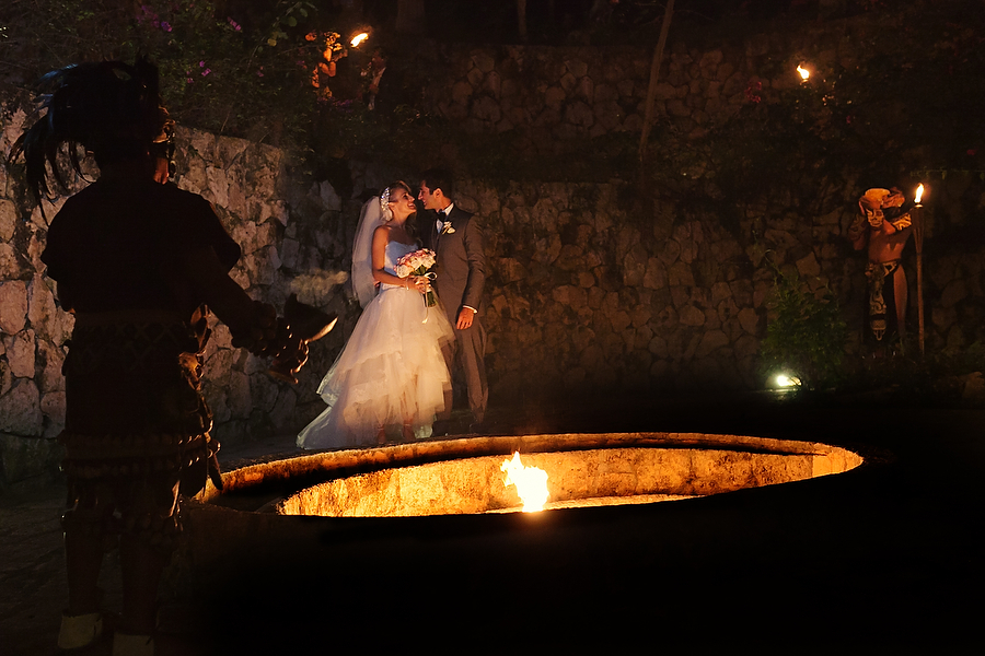 An Intimate Riviera Maya Destination Wedding