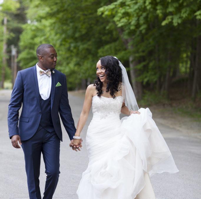 Blush and Ivory Romantic Massachusetts Wedding