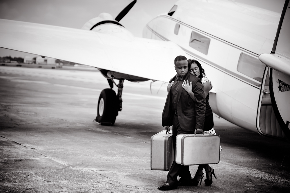 1940 Air Terminal Museum Engagement Photos 045