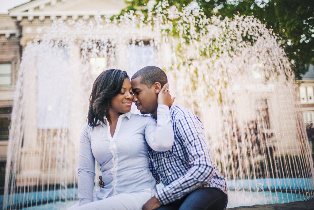 "GUEST BRIDE BLOGGER KRISITN, ""He popped the question! Now it's my turn…"""