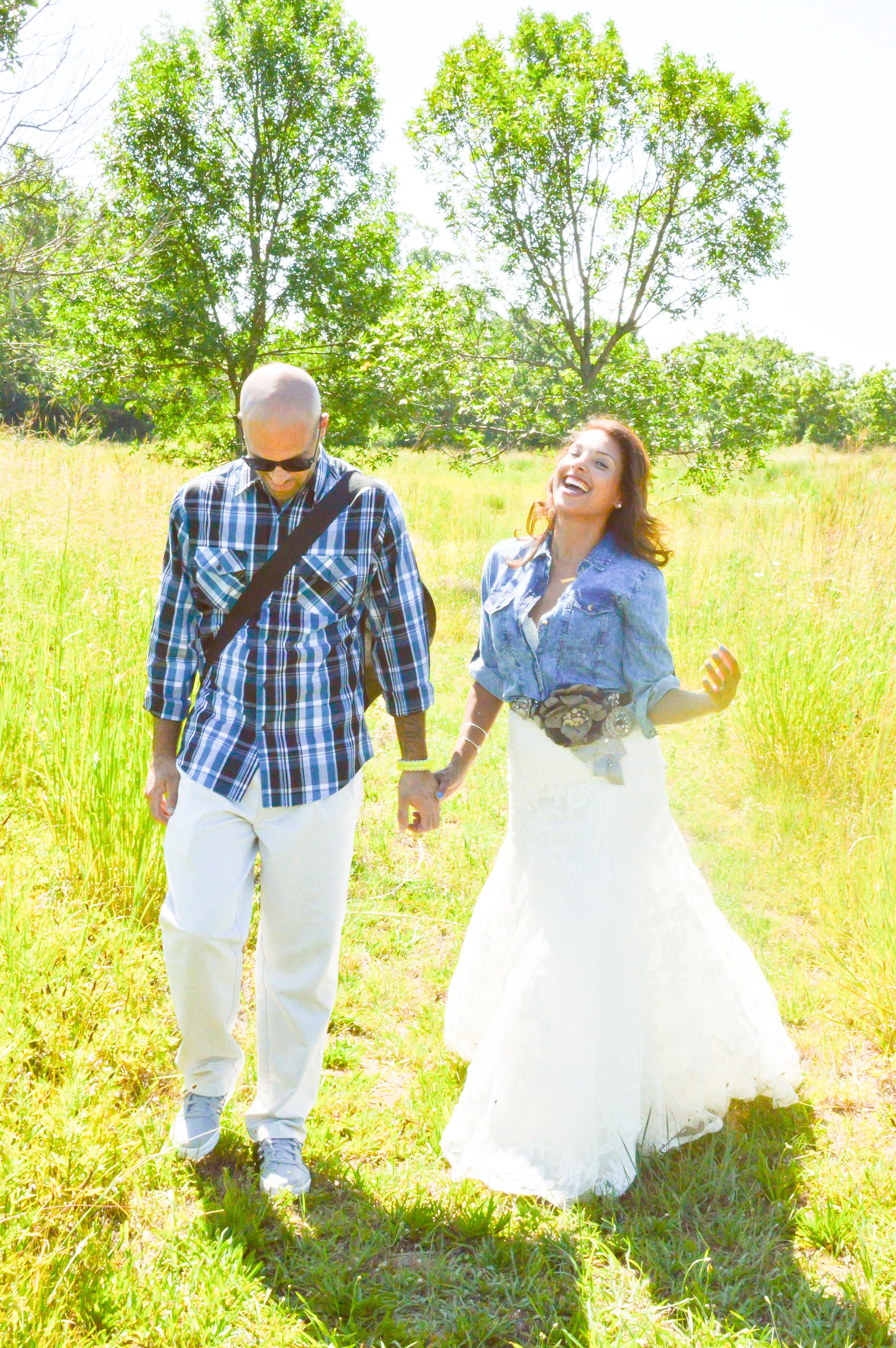 Wedding Dress Take Two A One Year Anniversary Shoot