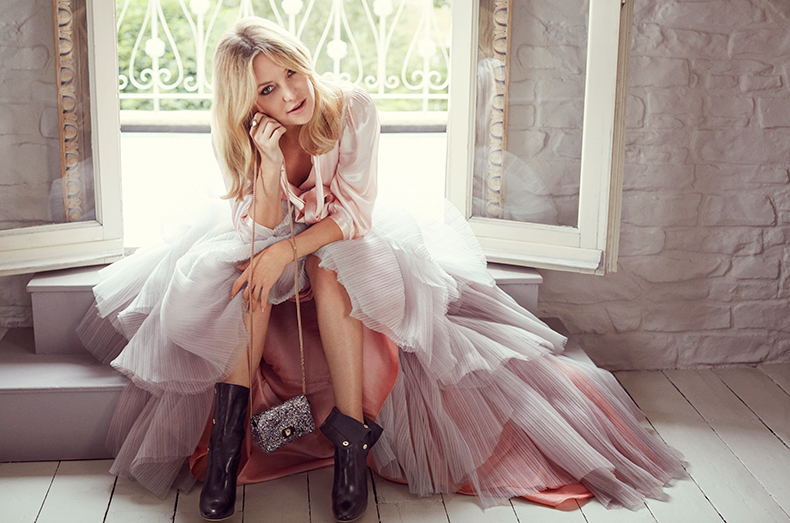 Kate Hudson for Jimmy Choo's Autumn Winter 2015 Campaign