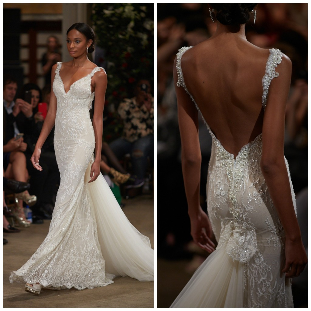 GALIA LAHAV Fall 2016 Runway Show New York Bridal Fashion Week