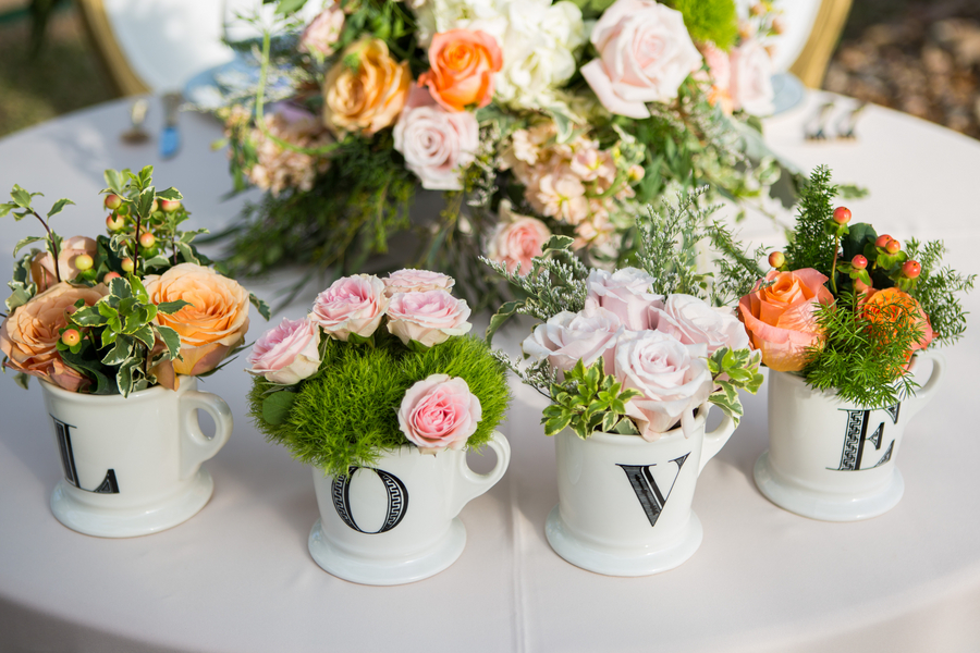 Whimsical Garden Party Inspiration Shoot