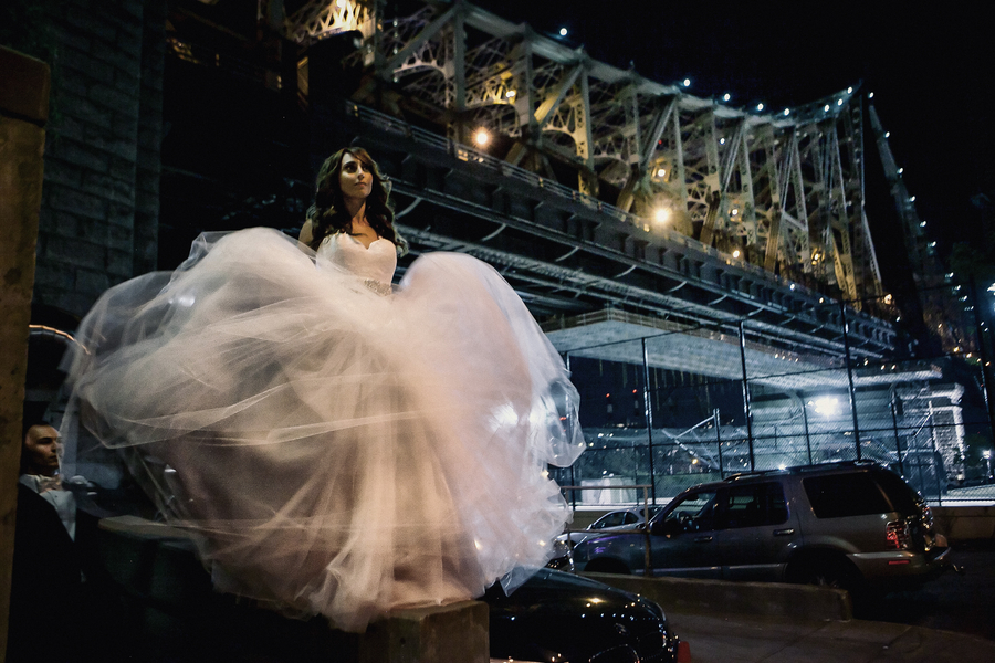 A High Fashion Wedding in New York