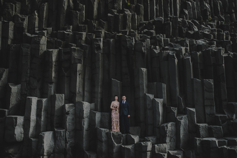 Intimate Elopement in Iceland