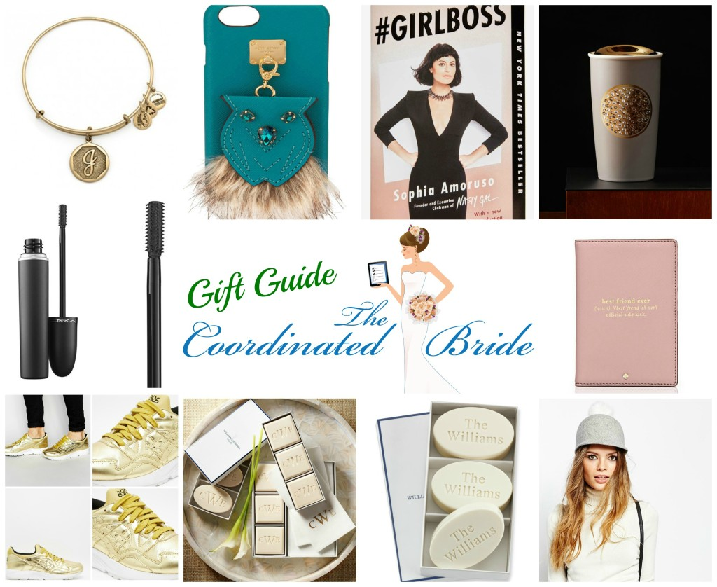 The Coordinated Bride Gift Guide Part 1