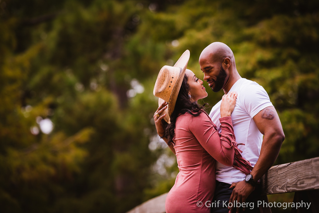 Engagement Shoot By Grif Kolberg
