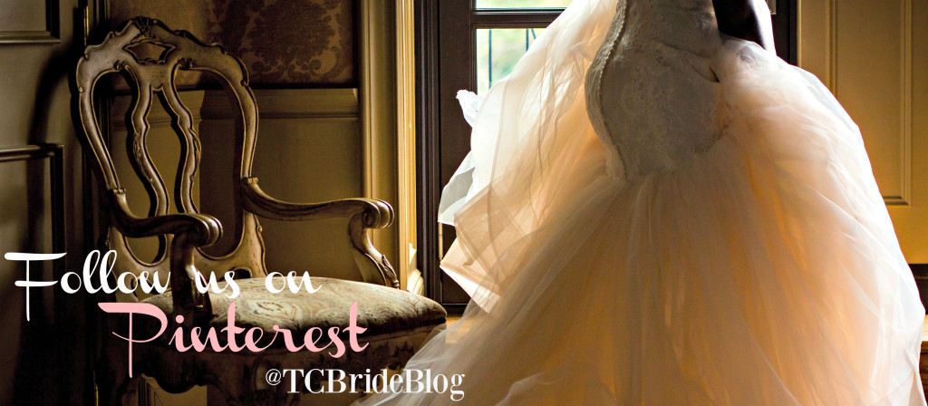 Follow TCBRIDEBLOG on Pinterest
