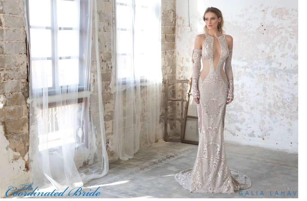 The Coordinated Bride Galia Lahav BP-01617-TCB