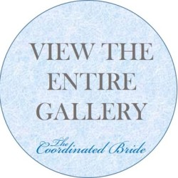 The Coordinated Bride Gallery