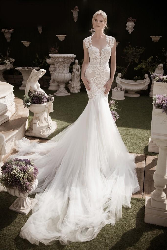 The Coordinated Bride Naama & Anat DEVINE