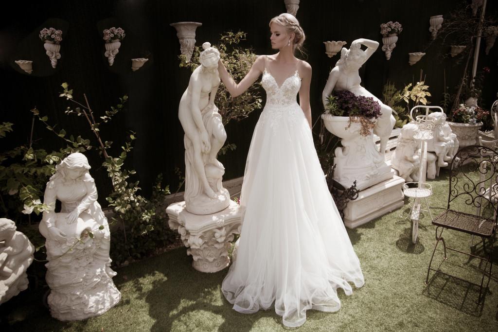 The Coordinated Bride Naama & Anat HARMONY PUFFY SKIRT