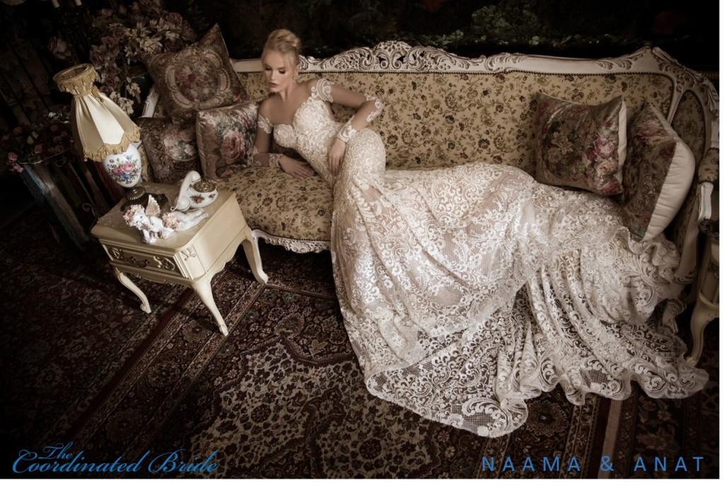 The Coordinated Bride Naama & Anat SUPIRIOR SOFA3