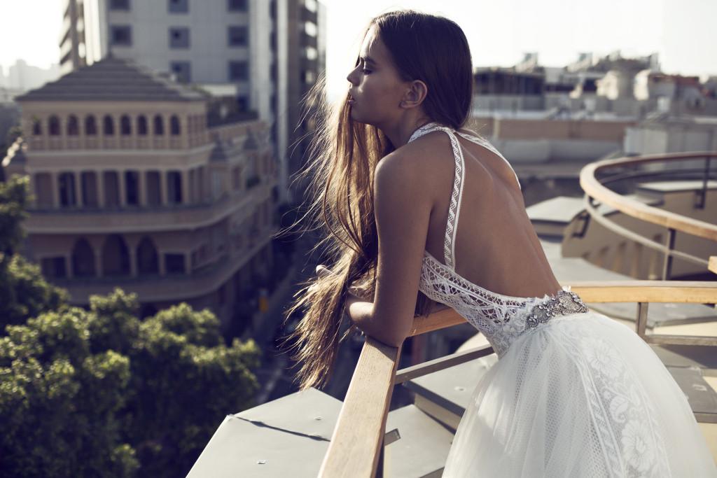 The Coordinated Bride and Zahavit Tshuba Birkin back
