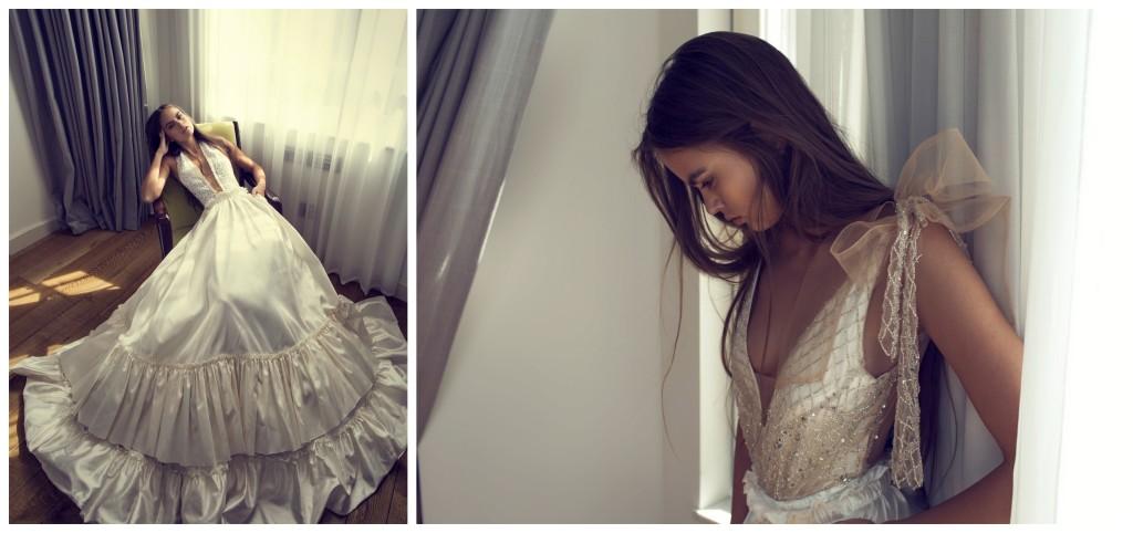 The Coordinated Bride and Zahavit Tshuba Lolita skirt_Birkin top