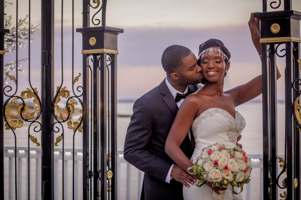 Romantic Wedding at the Surf Club in New Rochelle