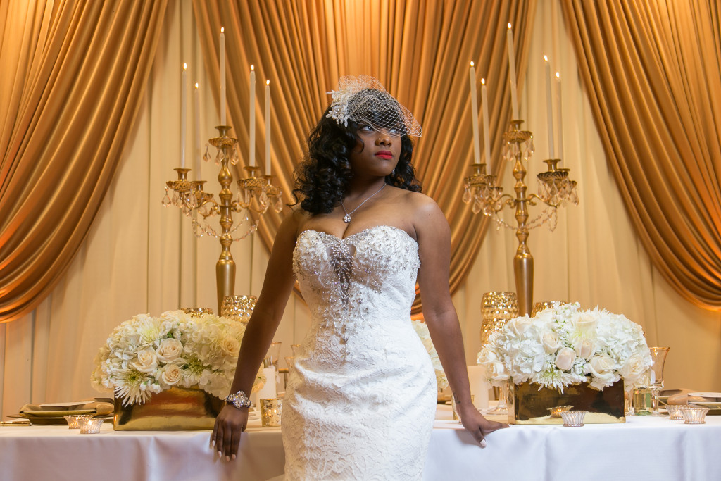 Chicago Vintage Winter Inspired Styled Shoot